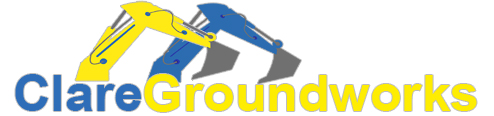 Clare Groundworks Logo